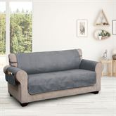 Stonehill Furniture Protector Dark Gray Sofa