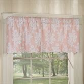 Floral Medley Scalloped Valance 60 x 18