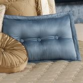Color Classics Flanged Button Pillow