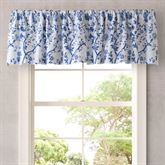 Charlotte Tailored Valance White 86 x 15