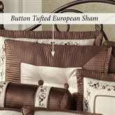Baron Piped European Pillow