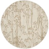 Blooming Branches Round Rug