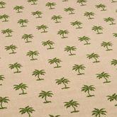 Groovy Palms Round Rug Beige 710 Round