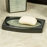 Cypher Soap Dish Black