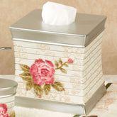 Spring Rose Tissue Cover Light Cream