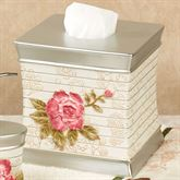 Spring Rose Tissue Cover Light Cream