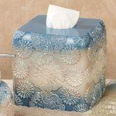 Fallon Blue Tissue Cover Blue Shadow