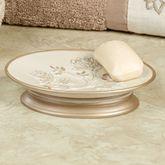 Maddie Soap Dish Light Almond