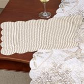 Barefoot Landing Rectangle Placemats Multi Earth Set of Four