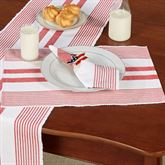 Summer Stripe Placemats Set of Four