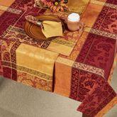 Montvale Oblong Tablecloth Multi Warm