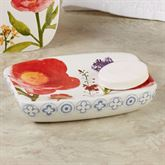 Merry May Soap Dish White