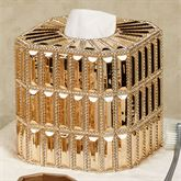 Glitz Gold Tissue Cover