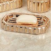 Glitz Gold Soap Dish