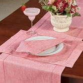 Hemstitch Placemats Set of Four