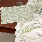 Althea Rectangle Placemats Light Cream Set of Four