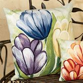 Tulips Pillow 20 Square