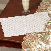 Jocelyn Rectangle Placemats Multi Warm Set of Four