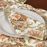 Jocelyn Napkins Multi Warm Set of Four