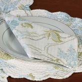 Jesamine Napkins Eggshell Set of Four