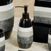 Ambrosi Lotion Soap Dispenser Black