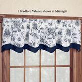 Winston Bradford Valance 70 x 15