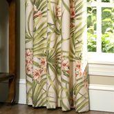 Katia Wide Tailored Curtain Pair Light Cream 100 x 84