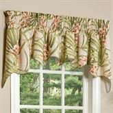 Katia Wide Swag Valance Pair Light Cream 100 x 26