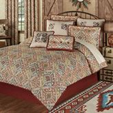 Bandera Comforter Set Multi Warm