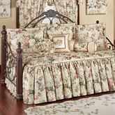 Floral Jubilee Daybed Set Light Cream Daybed