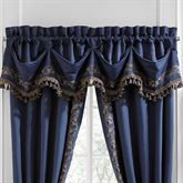Monroe Midnight Federal Valance 84 x 14