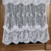 Enchanting Roses Lace Balloon Shade 56 x 63