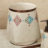 Bandera Wastebasket Multi Warm