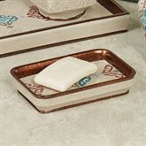 Bandera Soap Dish Multi Warm