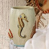 Seaside Vintage Tumbler Cream