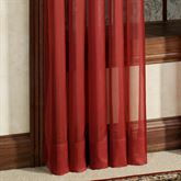 Lucky Stripe Tailored Curtain Panel  60 x 84