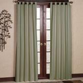 Weathermate Solid Tab Curtain Pair