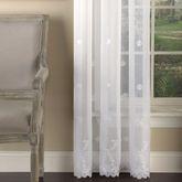 Laurel Sheer Tailored Curtain Panel