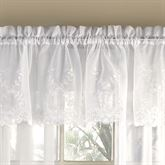 Laurel Sheer Tailored Valance 60 x 14