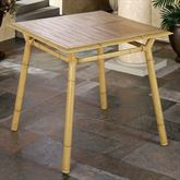Mandalay Bamboo Table Only Bamboo