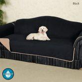 Reversible Fleece Furniture Cover Sofa