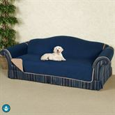 Reversible Fleece Furniture Cover Extra Long Sofa