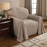 Drapable Fleece Furniture Cover Chair