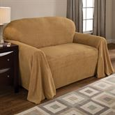 Drapable Fleece Furniture Cover Loveseat