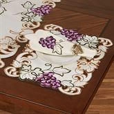 Cabernet Placemats Light Cream Set of Four