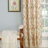 Wisteria Grommet Curtain Panel Cream 54 x 84