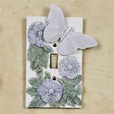 Butterfly in Bloom Pastel Single Switch