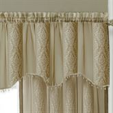 Enza Shaped Valance 56 x 15