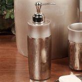 Magnolia Lotion Soap Dispenser Bronze