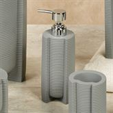 Bond Lotion Soap Dispenser Gray